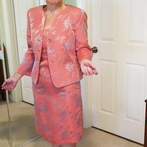 Armani Collezioni Suit Dress